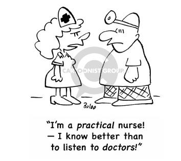 pracitcal nurse